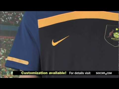 Nike Australia Away Jersey