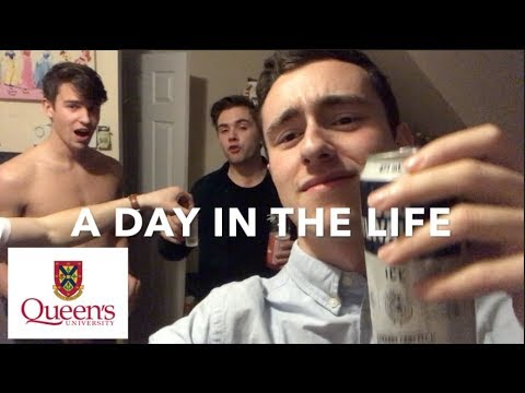 Queen's University | A Day in the Life Vlog