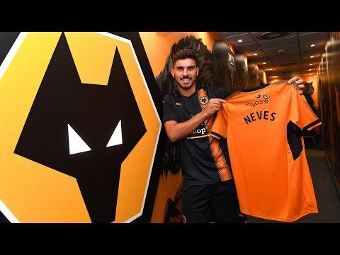 Rúben Neves Signs For Wolves