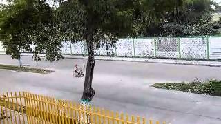 Señor muere arrollado por un camión