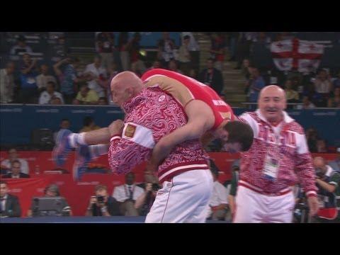 Otarsultanov Gold - Mens Freestyle 55kg | London 2012 Olympics