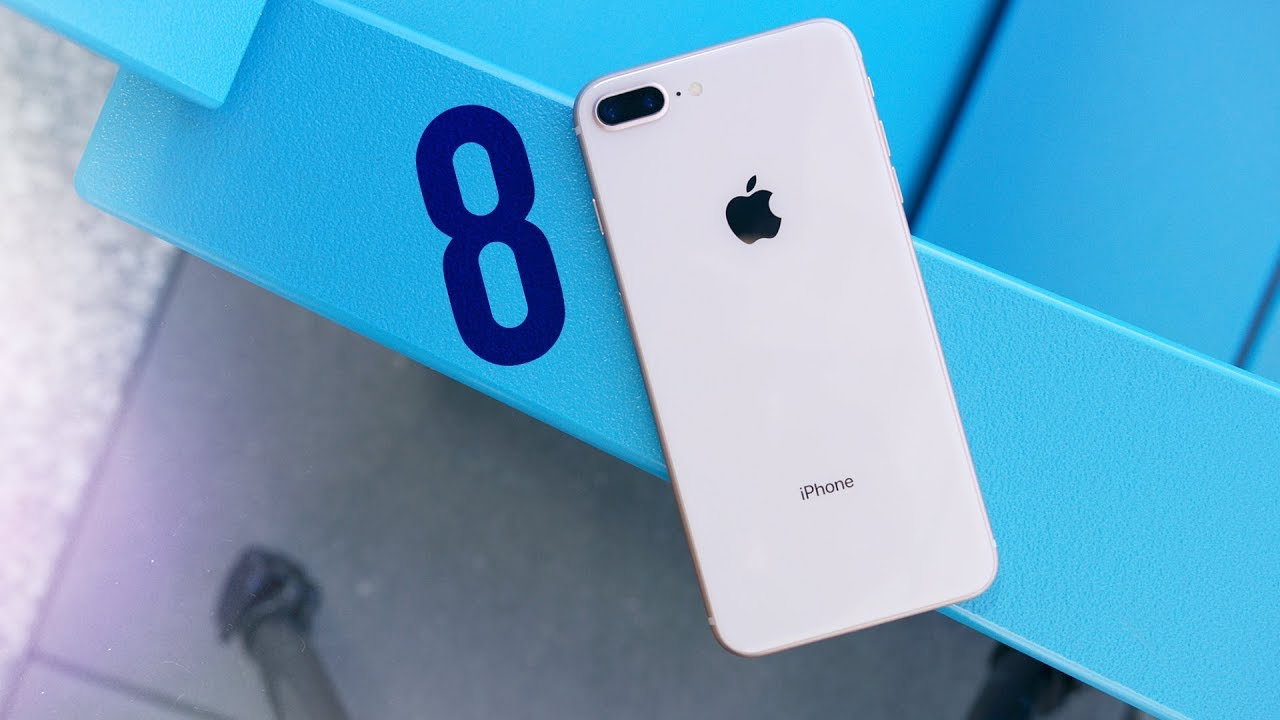 iPhone 8 Review: Skip this Great Phone!