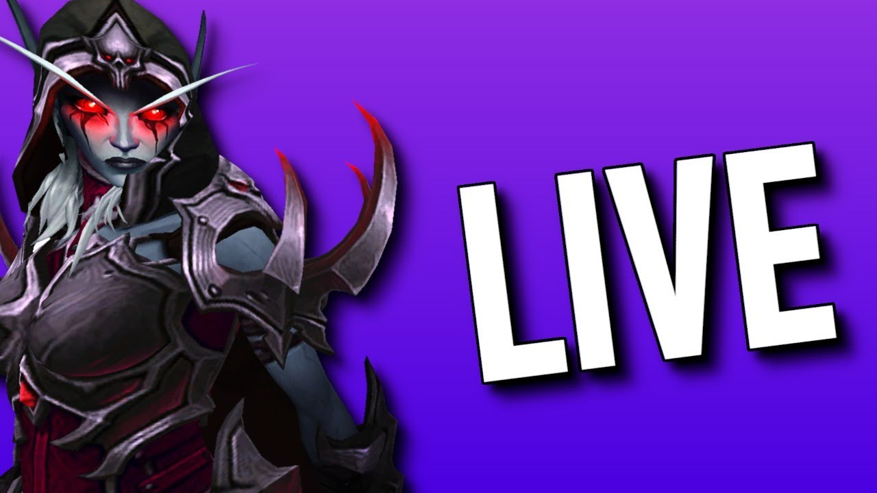 SANCTUM OF DOMINATION! NEW RAID OF PATCH 9.1 SHADOWLANDS! - WoW: Shadowlands 9.1 (Livestream)