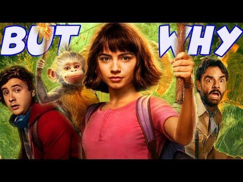 Dora The Explorer Movie SHOULDNT EXIST