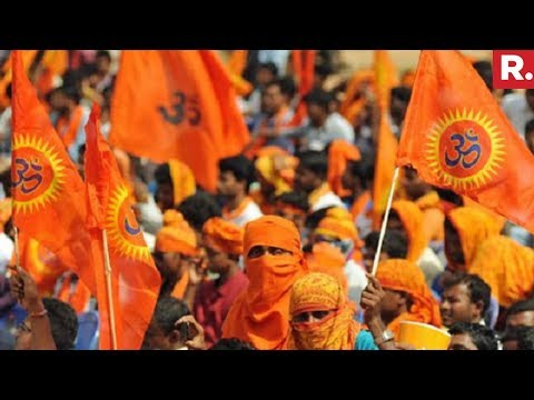 VHP, Bajrang Dal 'Religious Militant Organisations', Says CIA's World Factbook