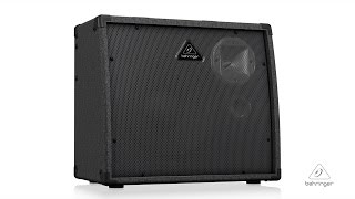 ULTRATONE K900FX Ultra-Flexible 90-Watt 3-Channel PA System / Keyboard Amplifier