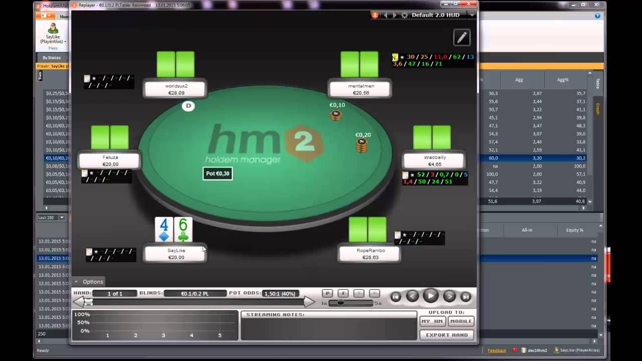 Jouer au poker chinois en ligne