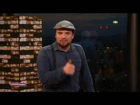 Ingmar Stadelmann über hässliche Kinder, Onan...ähm...Liebe und Berlin- Comedy Tower