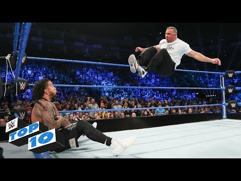 Top 10 SmackDown LIVE Moments: WWE Top 10, May 14, 2019