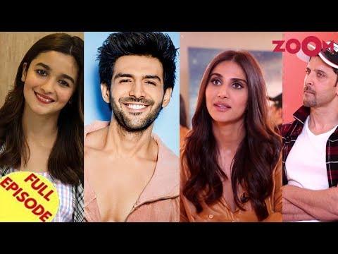 Alia Bhatt to pair up with Kartik Aaryan?   Hrithik Roshan and Vaani Kapoor Exclusive interview Mp3