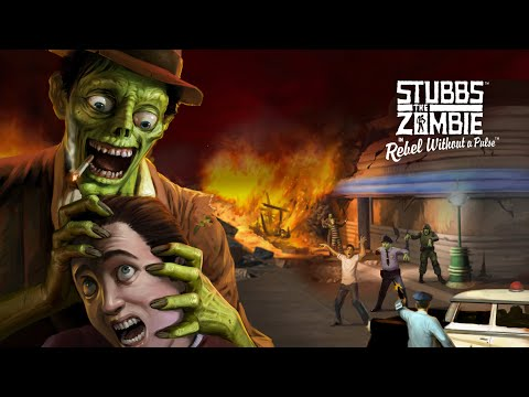 Stubbs the Zombie Walkthrough - Part 1: Welcome to Punchbowl |