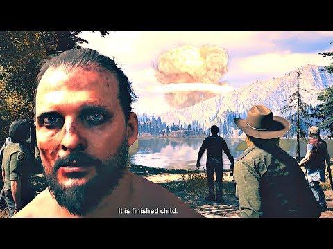 FAR CRY 5 - Final Boss & ENDING (NUKE Explosions) thumbnail