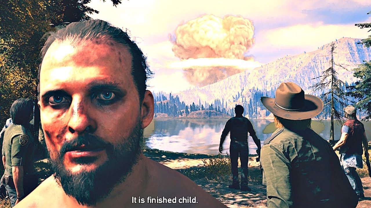 Image result for far cry 5 nukes