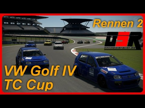 Gran Turismo 6 Online - VW Golf IV Touring Car Event - Nürburgring 2