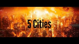 The 5 Cities of Sodom and Gomorrah- END OF DAYS!! INTERCEDE!! PRAY!!! THE END IS HERE!! GOD HELP US!