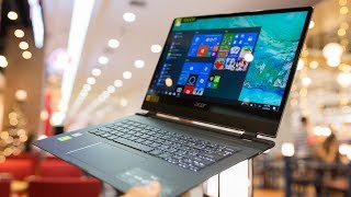 Review – Acer Swift 7 ปี 2018 โน้ตบุ๊คบางที่สุดในโลกที่ 8.98 ม.ม. Core i7 ทำงานไร้พัดลม