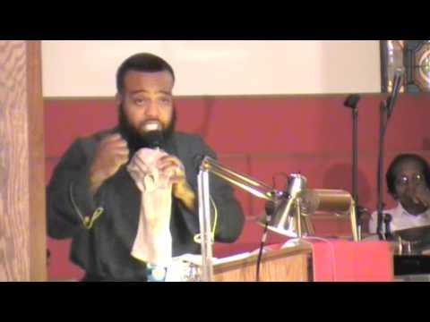 Sermon: A Wedding at Cana - Rev Omar Buchanan, Mt Zion BC DC
