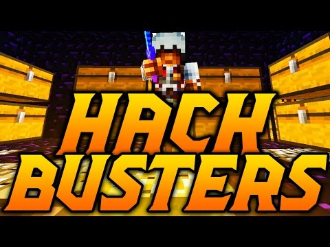 """Minecraft Faction HACK BUSTERS #3 """"MOST CLUELESS HACKERS?!"""""""