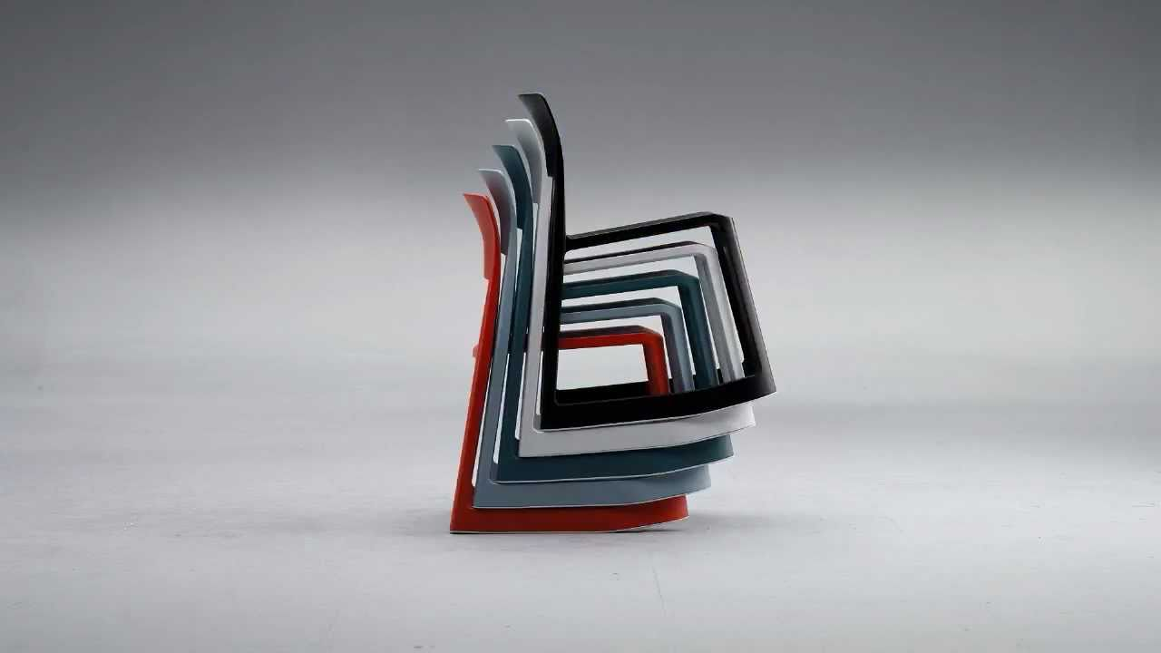 Tip Ton chair by Vitra and Barber Osgerby - YouTube