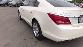 2014 Buick LaCrosse Tulsa, Broken Arrow, Owasso, Bixby, Green Country, OK G71122A