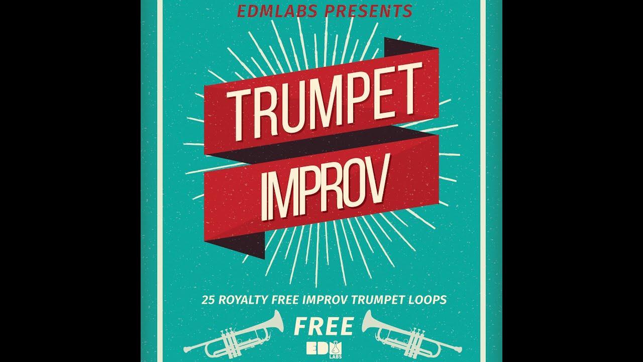 Trumpet Improv - Free Trumpet/Sample Pack - 120mb