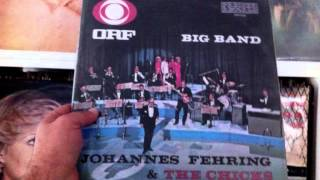 ORF Big Band, Johannes Fehring & The Chicks - Psychodelic