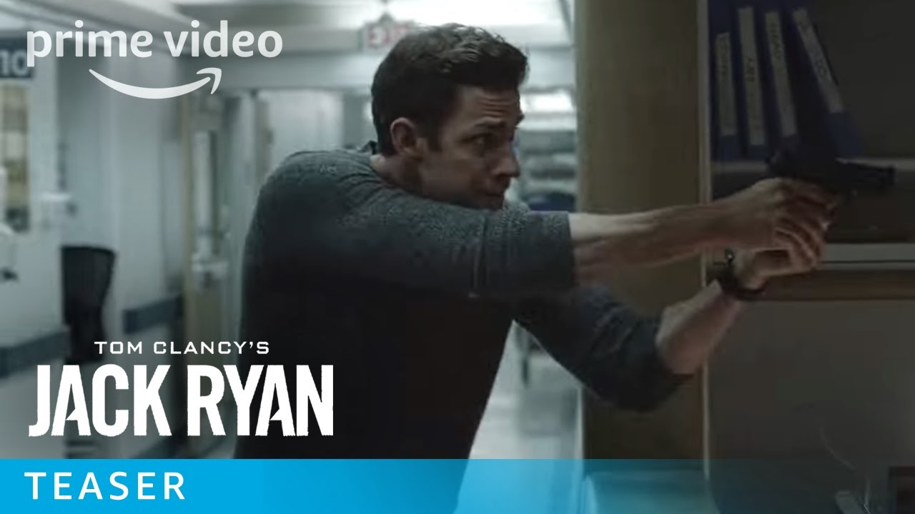 Download Tom Clancy's Jack Ryan – Teaser: First One | Prime Video