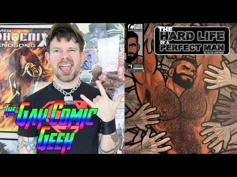 The Hard Life Of A Perfect Man - Class Comics Gay Comic Book Review (SPOILERS)