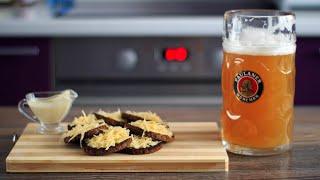 Вкуснейшие гренки к пиву/Tasty Beer croutons