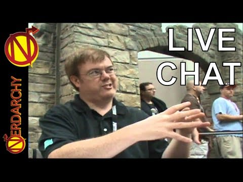 Talking With Lead D&D Designer Mike Mearls From WOTC- Nerdarchy Live Chat #134
