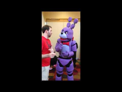 Wade Lordminion777 meets Bonnie