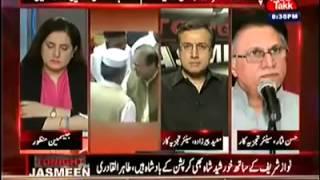 Hassan Nisar's views on politicians, parliament, and constitution