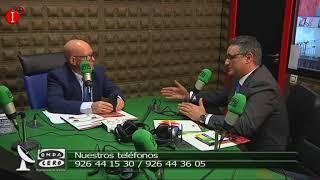 29/01/2020. ENTREVISTA CON JUSTO PLIEGO DIRECTOR DE UCTACAM
