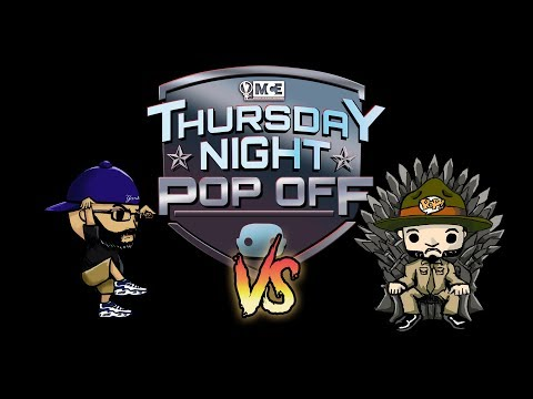 Thursday Night Pop Off: The Pop Knight vs Sgt. Funko & GIVEAWAY