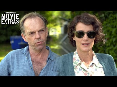 Hacksaw Ridge | On-set visit with Hugo Weaving 'Tom Doss' & Rachel Griffiths 'Bertha Doss'