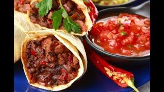 Przepis - Burritos (przepisy kulinarne Przepisy.pl)
