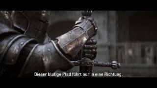 For Honor - Thin Red Path Trailer