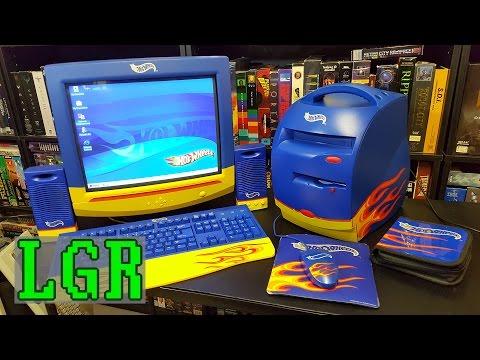 LGR - Hot Wheels Computer RESTORED