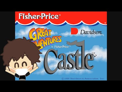 Fisher Price Great Adventures: Castle (SS COVID-19 Let's Play Marathon 2/3)