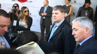 Джонни Депп JOHNNY DEPP  и Пенелопа Крус Penelope Cruz в Москве
