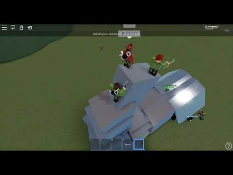 The 27th Hunger Games (Fun Roblox Game!)