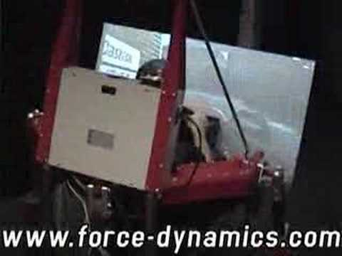 Force Dynamics 401 video 1 - LFS
