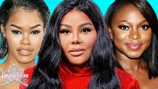 Lil Kim shades Naturi Naughton and says Teyana Taylor should play her in a movie