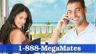 Call 1-888-MegaMates Phone Dating Live Chat