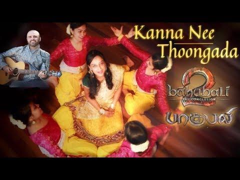 Kanna Nee Thoongada |Baahubali 2|Jaya Vidyasagar Ft.Janapriyan Levine |Akshay Naresh| Dance Identity