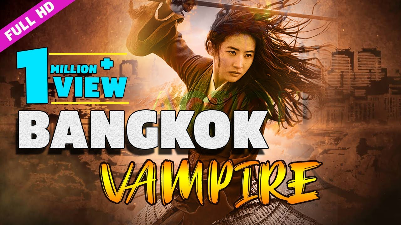 Bangkok Vampire (2020) Hindi Dubbed Dual Audio Movie