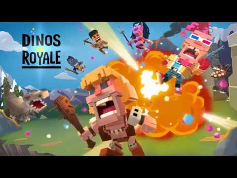 Dinos Royale – Savage Multiplayer Battle Royale 1
