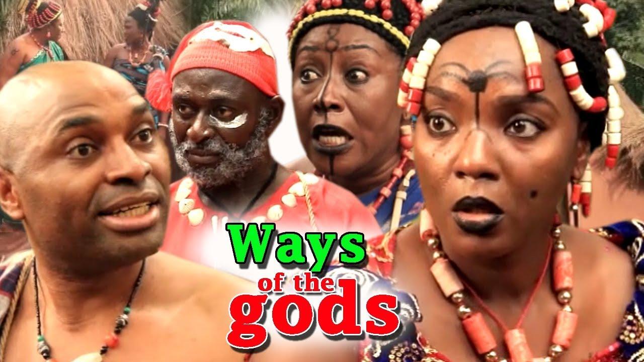 Download Ways of The Gods Season 1 - Chioma Chukwuka 2018 Latest Nigerian Nollywood Trending Movie  Full HD