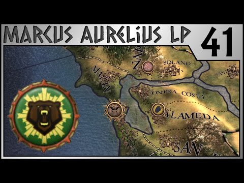 CK2: After the End - Gran Francisco - Ep. 41 (War with Portlandia)
