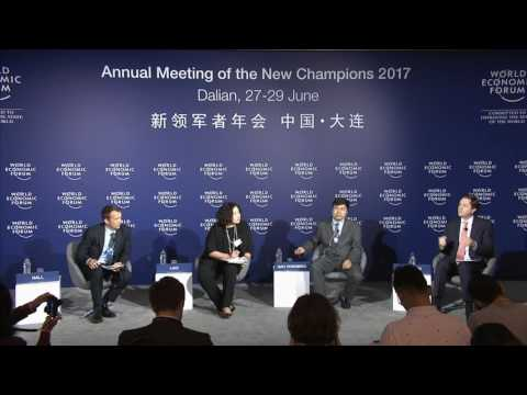 China 2017 - Press Conference: China's Consumption Economy